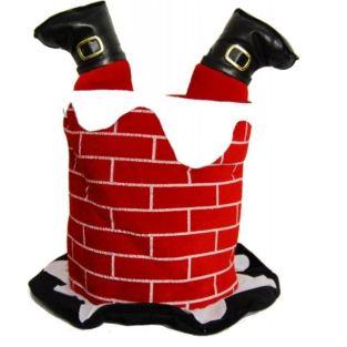 chapeau-de-noel-cheminee