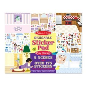 Stickers réutilisables Melissa and Doug