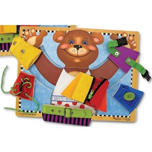 ours-a-habiller Melissa and Doug
